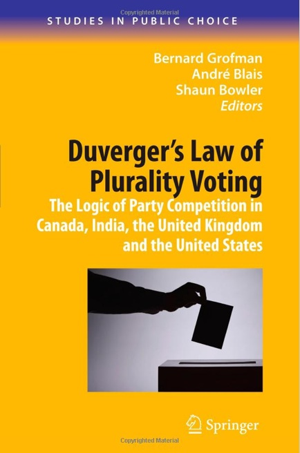 plurality voting system in canada essay