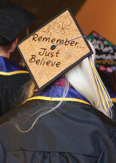 Graduate Student Hat