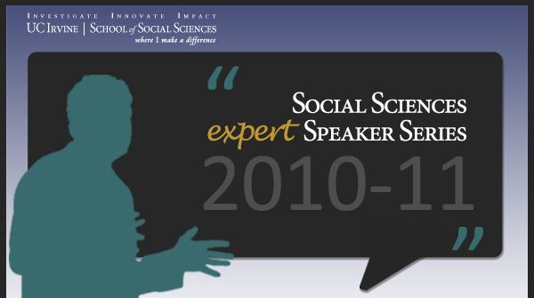 Social Sciences 2010-11 Lecture Series
