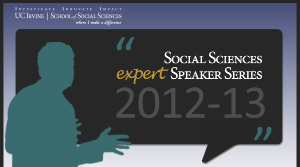 Social Sciences  2012-13 Lecture Series