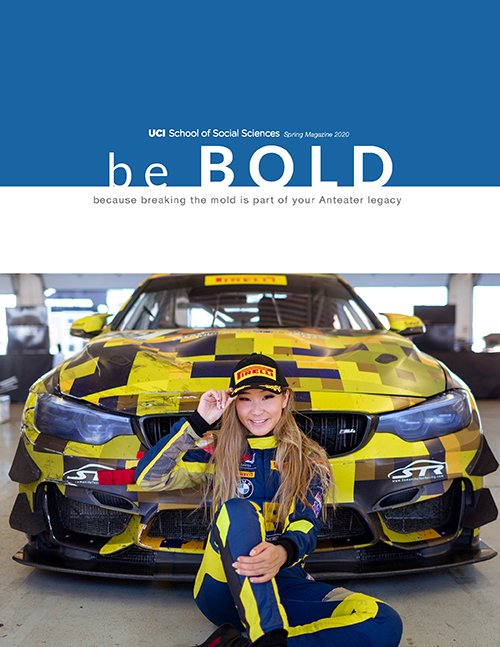 Be Bold Magazine Current Issue