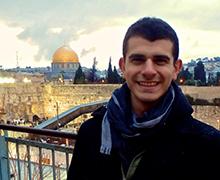 Soc sci undergrad earns international education scholarship