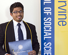 Honor recognizes top 2% of socsci undergrads for academics, leadership and service