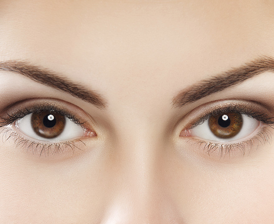 Darren Peshek, cognitive sciences Ph.D. alumnus, on what your limbal ring conveys, courtesy of Allure, June 29, 2016