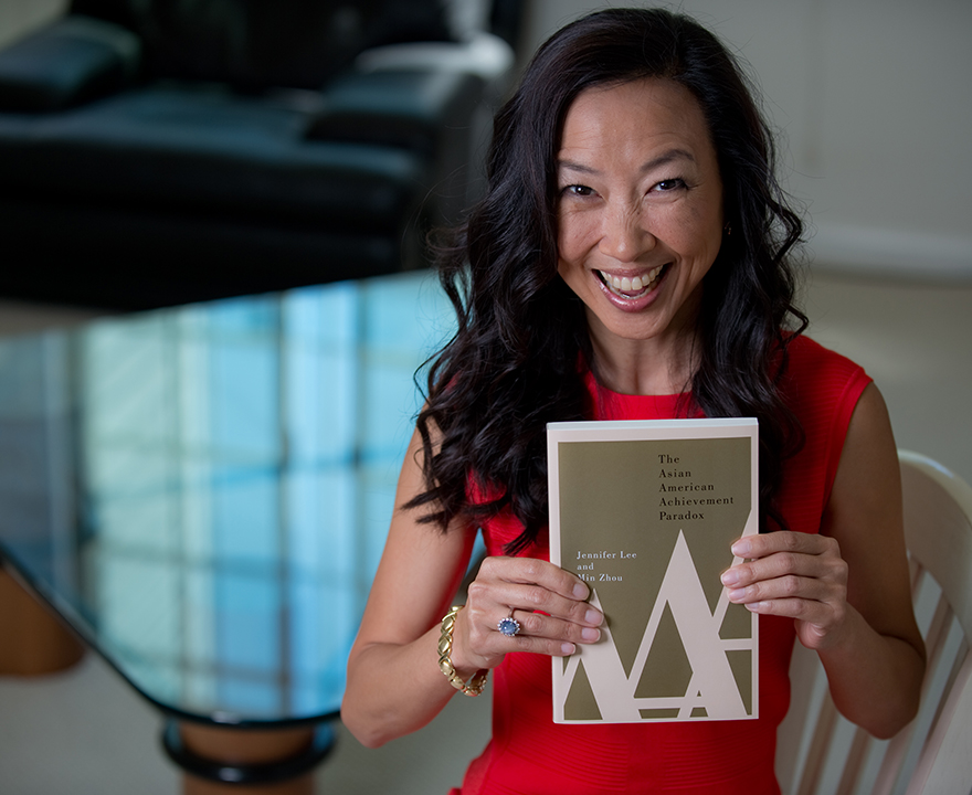 UCI sociologist Jennifer Lee earns fourth book award for co-authored work on Asian American achievement paradox