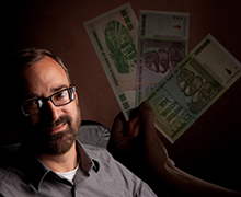 The way people pay for stuff is changing, UCI experts say. Will paper money become passé?