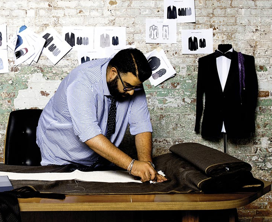 His Combatant Gentlemen clothing line is talk of Forbes, TechCrunch