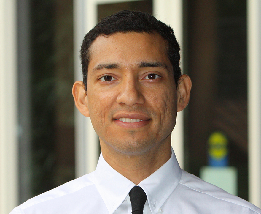 Sociology's Yader Lanuza receives fellowships from American Sociological Association and National Research Council