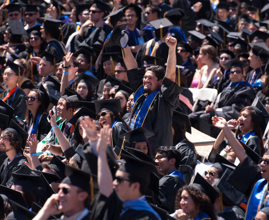 UCI again tops New York Times' College Access Index for its commitment to upward mobility