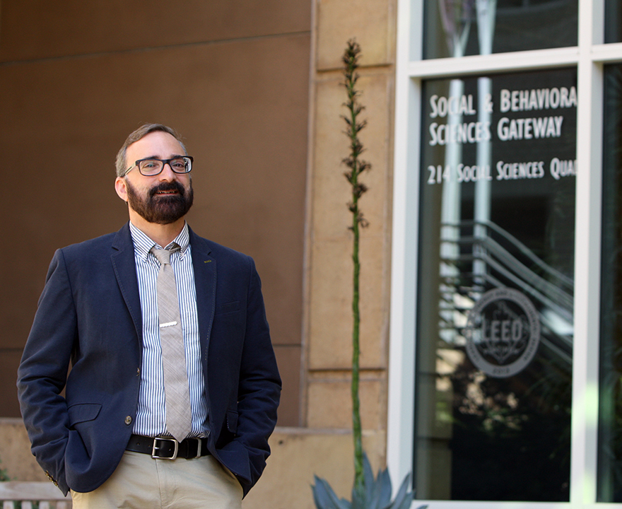 Soc sci dean Maurer to MC research sponsors' panel at 20th anniversary meeting of National Academy of Sciences Board on Behavioral, Cognitive and Sensory Sciences