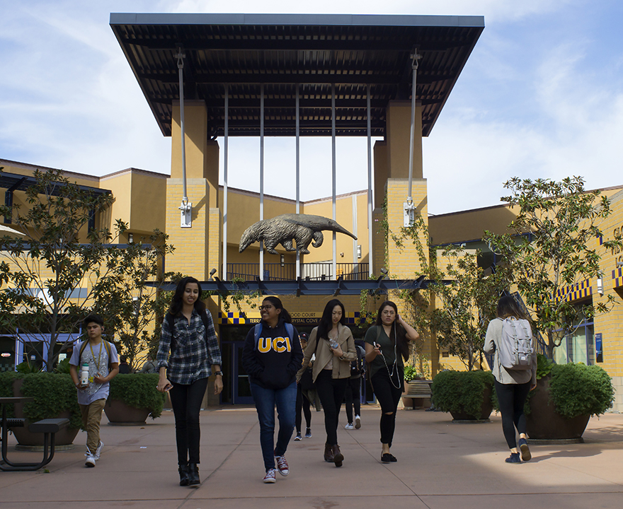 Campus also receives high marks for low student debt, serving veterans