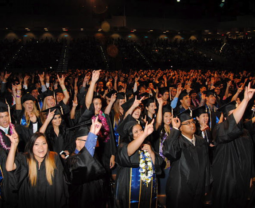 Honor recognizes UCI's most outstanding graduating seniors