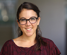 Anthropology grad student goes beyond the classroom in pursuit of her Ph.D.
