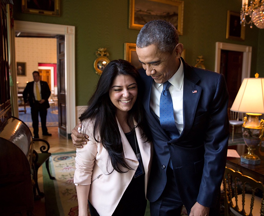 UCI alumna recounts her time as Obama's personal assistant