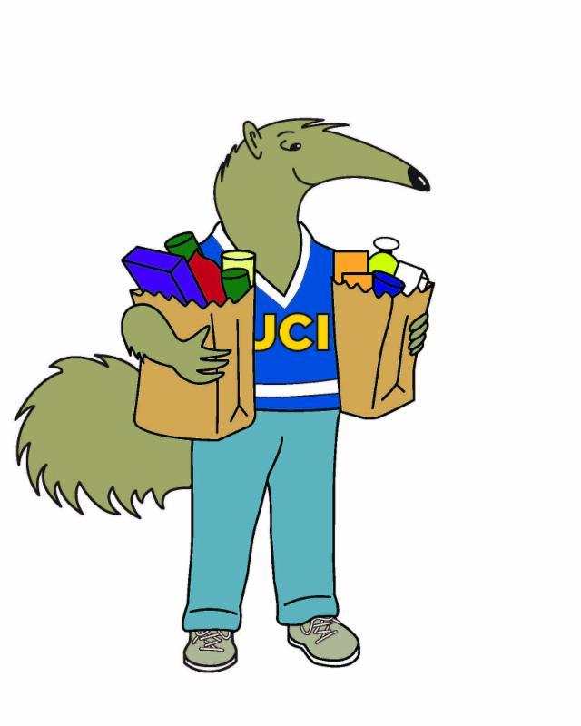 fresh anteater