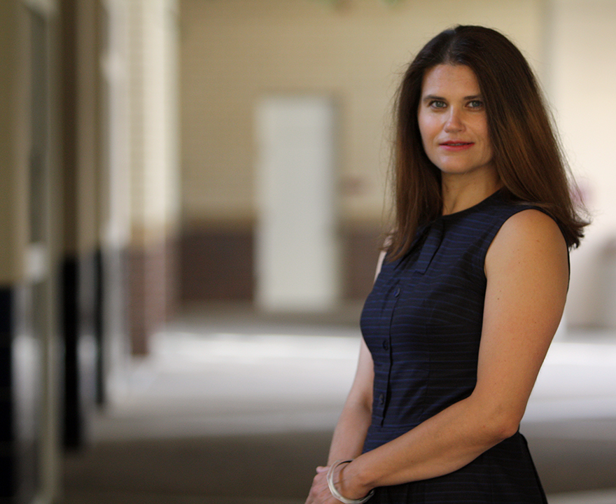 Growing up in a communist country shaped Nina Bandelj's prolific career as a UCI sociologist who studies how social forces impact the economy