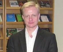 Ragnar Steingrimsson, UCI IMBS associate project scientist, dies at 50