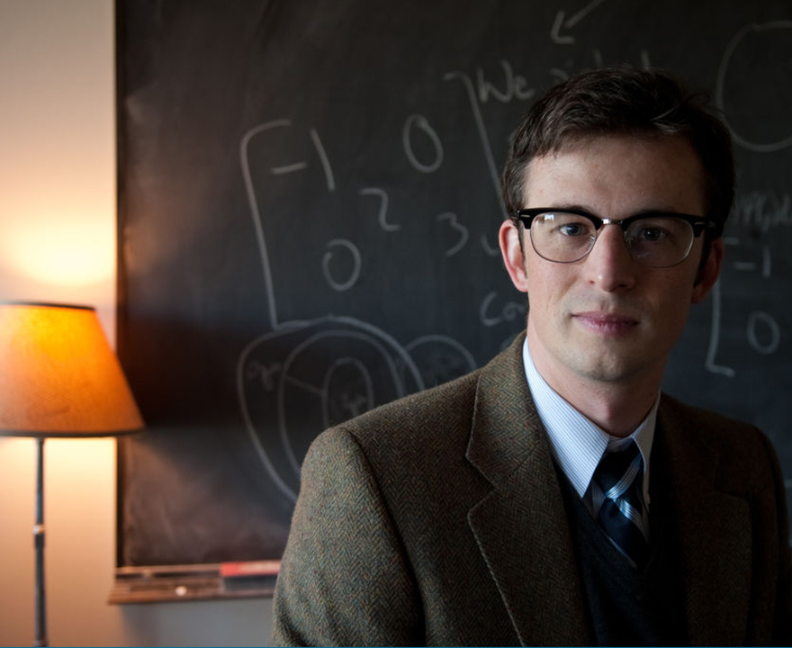 UCI professor takes on the physics of empty space in new book
