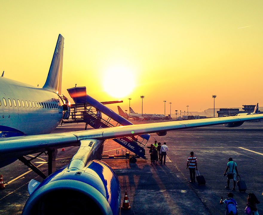 UCI study also finds low-cost, regional air carriers disproportionately affected