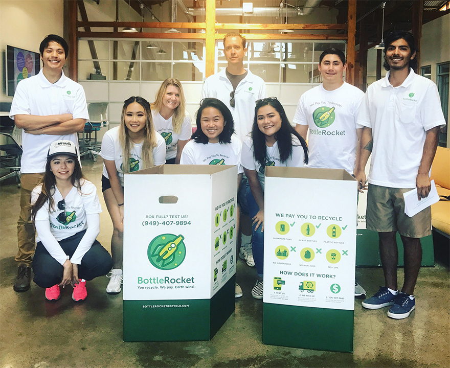 Soc sci alumni-run company is 'The Uber of recycling'
