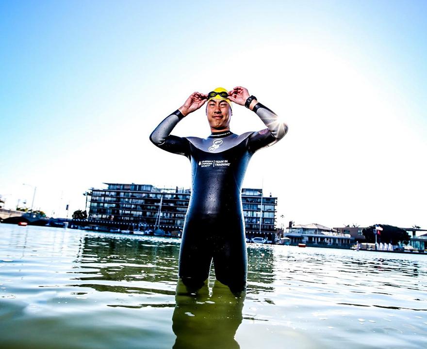 How UCI '01 poli sci alumni Chris Lee's battle with non-Hodgkin lymphoma