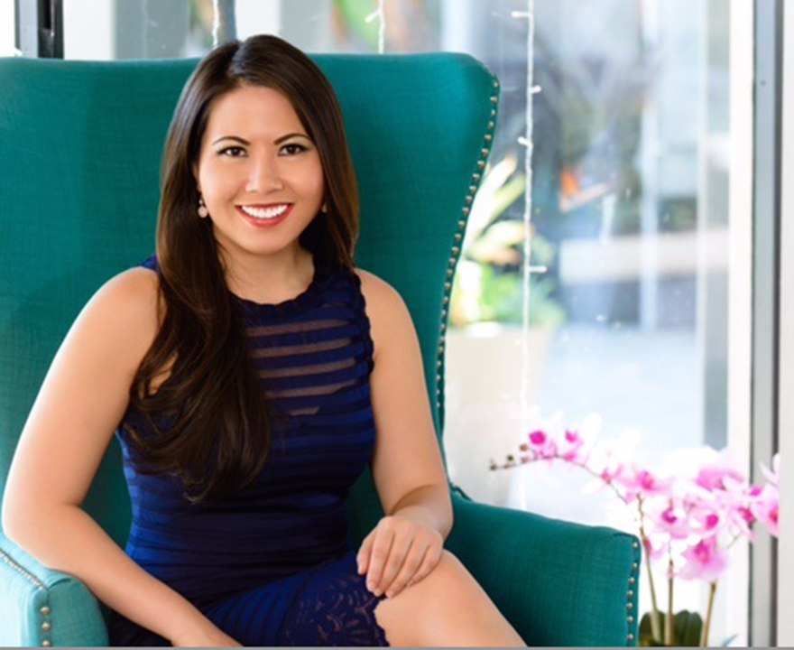 Alumna Karen Nguyen left her established corporate career for the exciting world of wine, art, and entrepreneurship