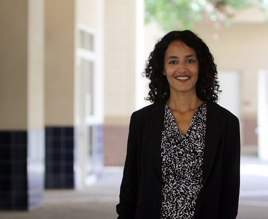 Lilith Mahmud, anthropology, selected to represent UC Irvine as a participant in the 2019 UC Women's Initiative for Professional Development