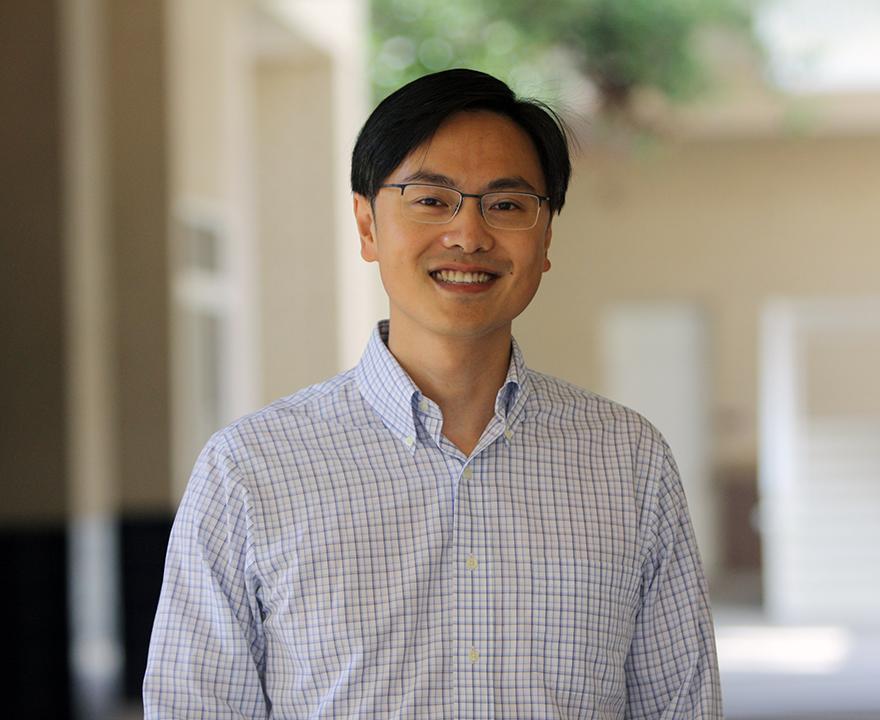 Assistant Professor, Economics | Ph.D., University of Wisconsin-Madison