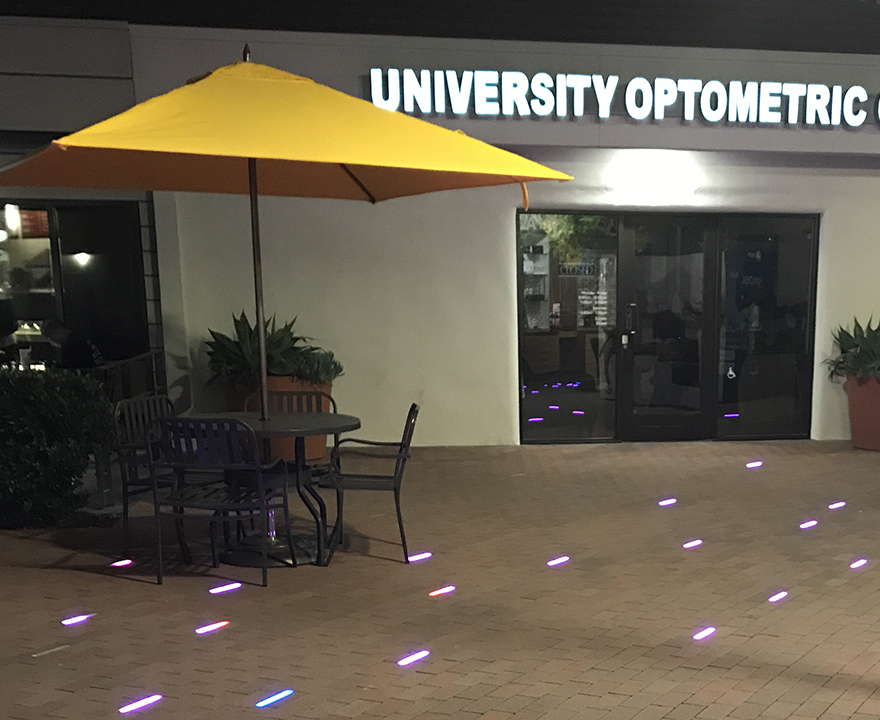 UCI bio sci and psychology alumnus Dr. O has been providing Anteaters with eye care for nearly 30 years