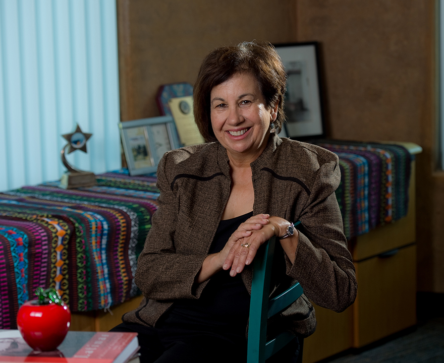 Triple honors for UCI Distinguished Professor Emerita Vicki L. Ruiz highlight the illustrious historian's career – which spans nearly four decades - spent telling the stories of Latinas who have fought for civil and labor rights