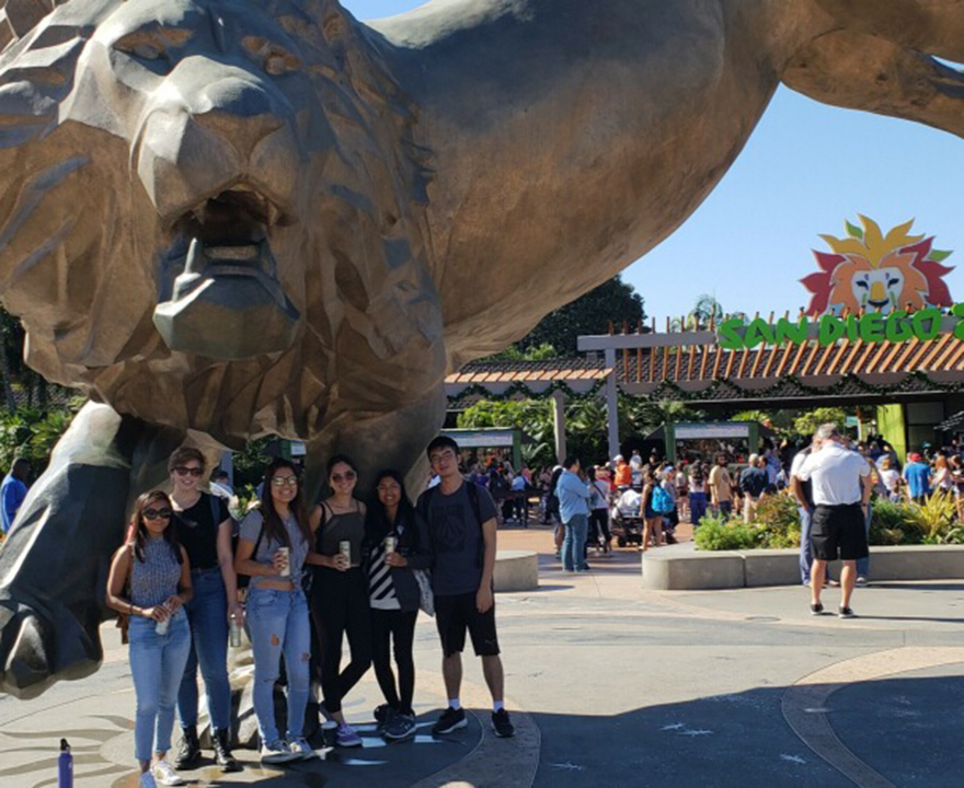 A look back at UCI Anthropology Club in fall 2018