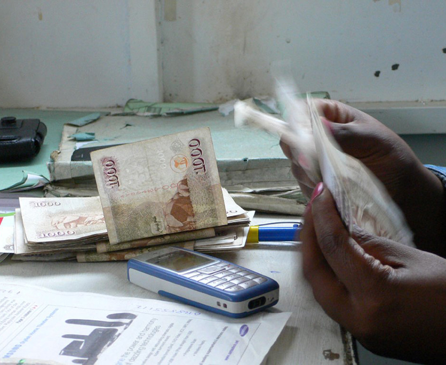 New book by UCI IMTFI researchers shines light on the human impact of mobile money, financial technology