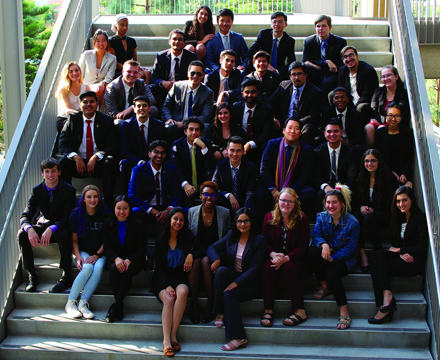 The loves and lessons of senior Sharis Manokian's Mock Trial experience