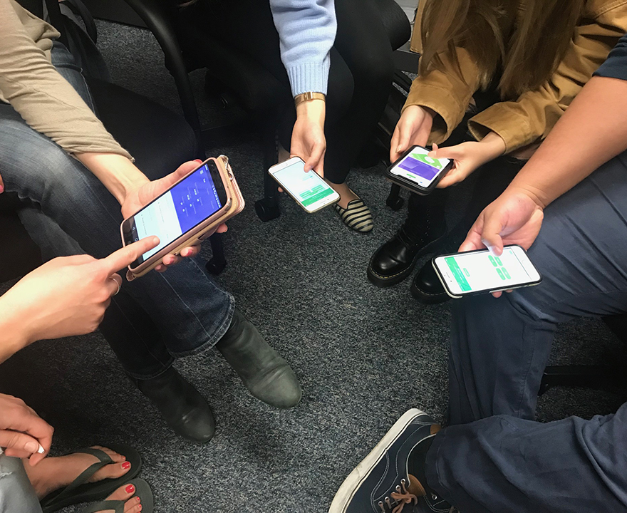 UC Irvine researchers conduct study with five popular fintech apps to determine how Americans interact with financial advising apps