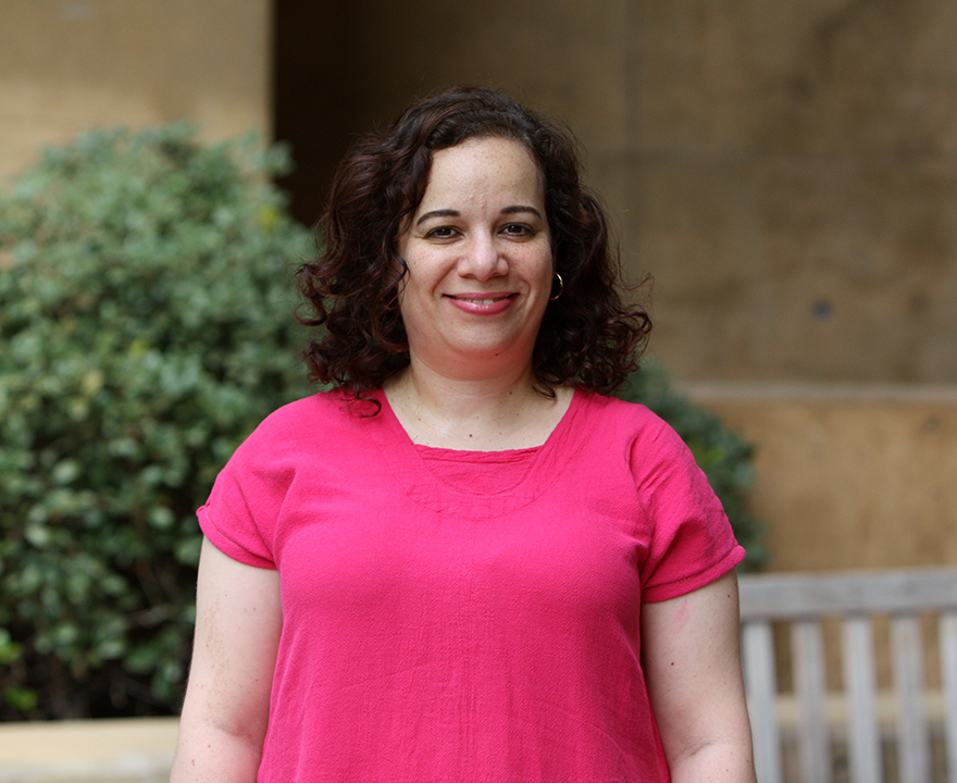 Anthropology Professor Sherine Hamdy travels the globe as a keynote speaker and giving lectures