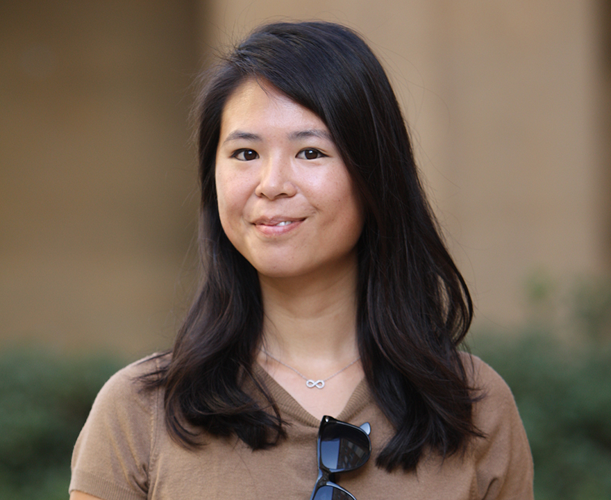 Political science doctoral student Stacey Liou pursues award-winning research on public assembly
