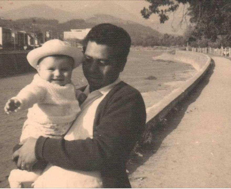 gonzalez-rivera and dad