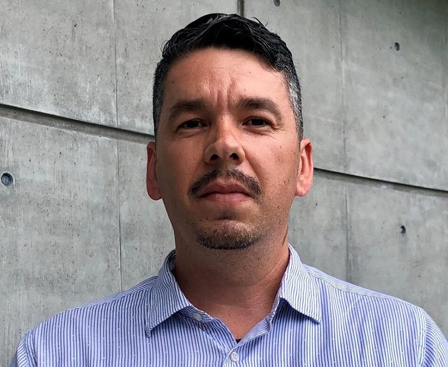 New faculty interview: Salvador Zarate | School of Social Sciences | UCI Social Sciences