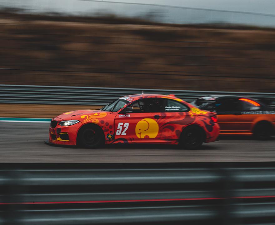 Madsen racing
