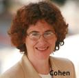 Photo of Professor Linda Cohen