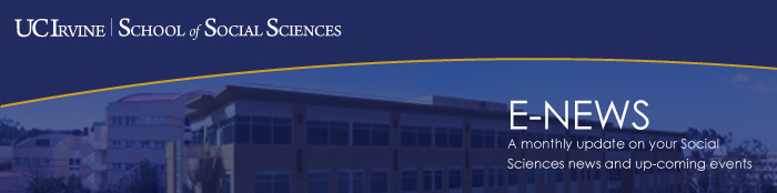 UCI Social Sciences E-News
