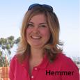 Photo of Pernille Hemmer