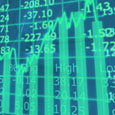 Photo of Numbers and graphs in Stock Market