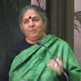 Photo of Dr. Vandana Shiva